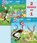 Thump!/The Lost Egg (Dr. Seuss/The Cat in the Hat Knows a Lot About That!) Book