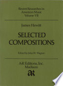 Selected Compositions
