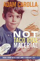 Not Taco Bell Material Pdf
