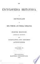 The Encyclopaedia Britannica Book PDF