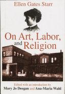Pdf On Art, Labor, and Religion