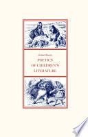 Poetics Of Children S Literature