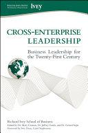Cross Enterprise Leadership