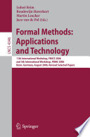 Formal Methods  Applications and Technology