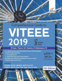 Comprehensive Guide to VITEEE Online Test with 3 Online Tests 5th Edition