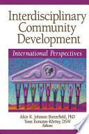 Interdisciplinary Community Development