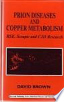 Prion Diseases and Copper Metabolism