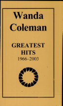Greatest hits 1966-2003