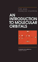 An introduction to molecular orbitals /