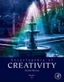 Encyclopedia of Creativity  A I Book