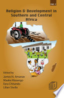 Religion And Development In Southern And Central Africa Vol 2