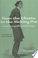 From the Ghetto to the Melting Pot