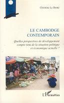 Le Cambodge contemporain
