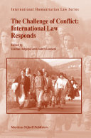 The Challenge of Conflict  International Law Responds