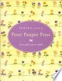 Peter Pauper Press Fine Gifts Since 1928 Book