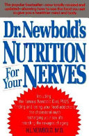 Dr  Newbold s Nutrition for Your Nerves