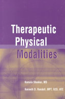 Therapeutic Physical Modalities Book