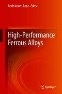 High Performance Ferrous Alloys