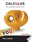 College Algebra And Calculus An Applied Approach [Pdf/ePub] eBook