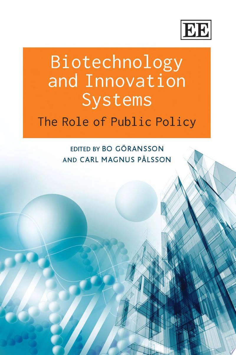 Biotechnology and Innovation Systems banner backdrop