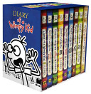 Diary of a Wimpy Kid Box of Books 1-8 & The Do-It-Yourself Book