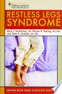 Restless Legs Syndrome Book