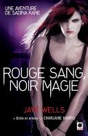 Rouge sang, noir magie ebook