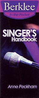 Singer s Handbook Book
