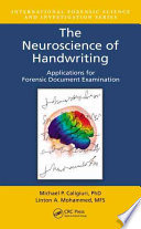 The Neuroscience of Handwriting Book