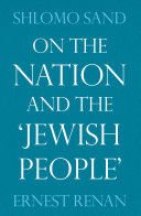 """On the Nation and the """"Jewish People"""""""