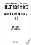 """Encyclopedia of the Harlem Renaissance: K-Y"" by Cary D. Wintz, Paul Finkelman"