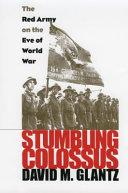 Stumbling Colossus