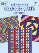 Easy-to-Make Dollhouse Quilts Pdf/ePub eBook