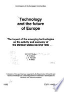 Technology and the Future of Europe