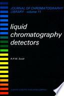 Liquid Chromatography Detectors