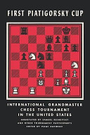 First Piatigorsky Cup International Grandmaster Chess Tournament Held in Los Angeles, California July 1963