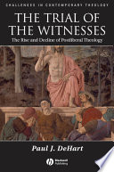 The Trial of the Witnesses