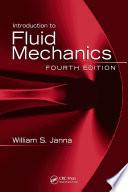 Introduction to fluid mechanics fourth edition william s janna william s janna fandeluxe Gallery