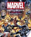 Marvel Encyclopedia New Edition