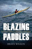 Blazing Paddles Book