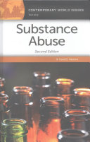 link to Substance abuse : a reference handbook in the TCC library catalog