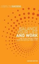 Balance your Life and Work Pdf