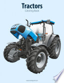 Tractors Coloring Book 1
