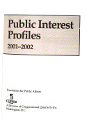 Public Interest Profiles  2001 2002