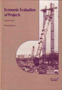 Economic Evaluation of Projects