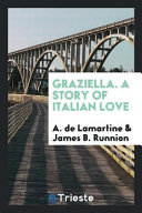Graziella  A Story of Italian Love