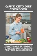 Quick Keto Diet Cookbook