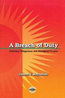 A Breach of Duty ebook