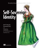 Self Sovereign Identity Book