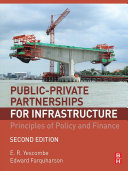 Public Private Partnerships for Infrastructure